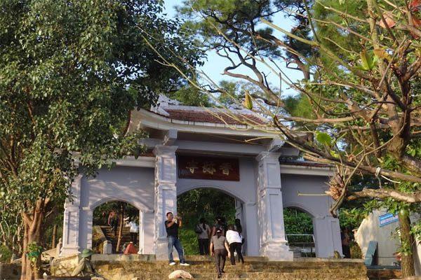 chùa hương tích
