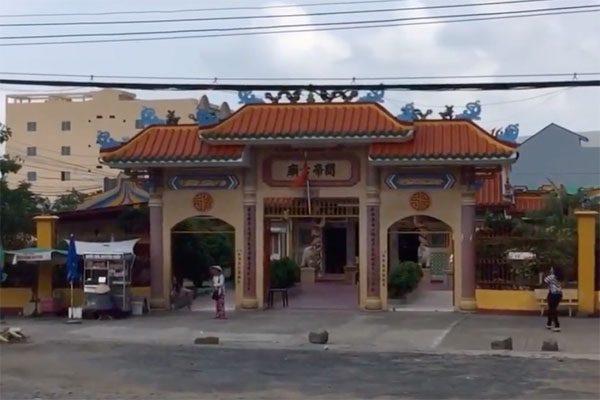 chùa quan đế