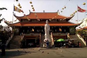 Thăm Quan Chùa Vĩnh Nghiêm – Ngôi Chùa Linh Thiêng Tại Hồ Chí Minh.