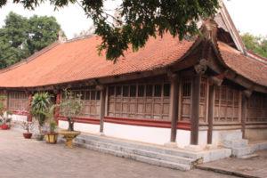 Đình Lỗ Hạnh – Nghệ Thuật Điêu Khắc Xứ Kinh Bắc
