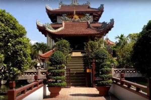 Chùa Nam Thiên Nhất Trụ – Chùa Một Cột Giữa Lòng Sài Gòn.