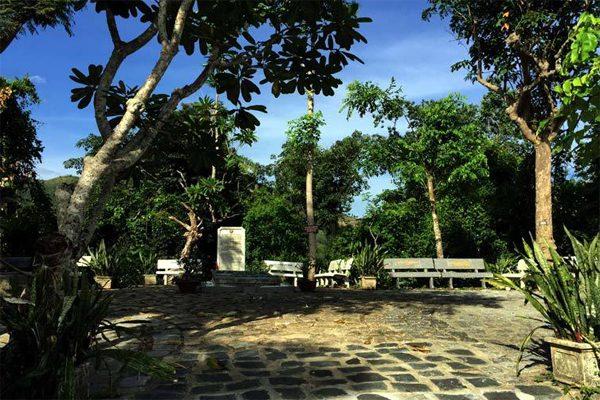 mộ alexandre yersin 1