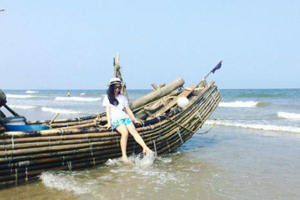 bãi biển đồng châu 1