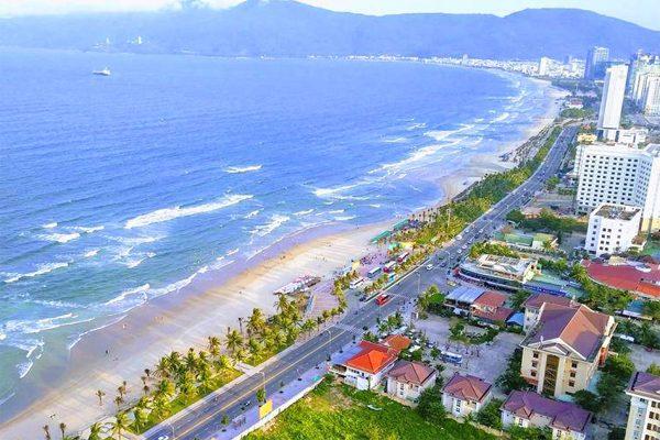 bãi biển mỹ khê 1