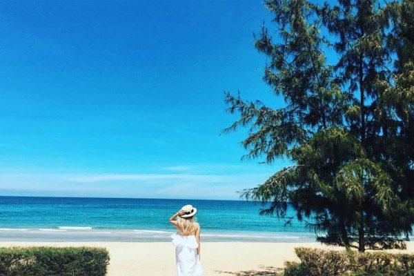 bãi biển sa huỳnh