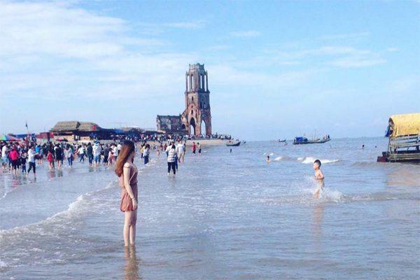 bãi biển thịnh long 2