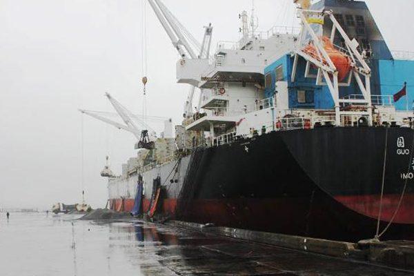 cảng vũng áng