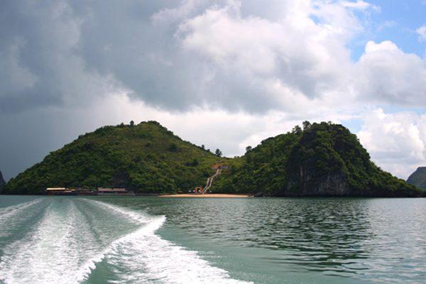 đảo ba mun vân đồn