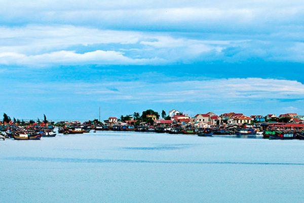 làng biển cảnh dương