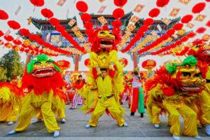 Những Lễ Hội Truyền Thống Của Người Trung Quốc