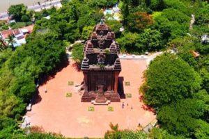 Di Tích Quốc Gia Tháp Nhạn – Địa Điểm Du Lịch Không Thể Bỏ Qua Tại Phú Yên.
