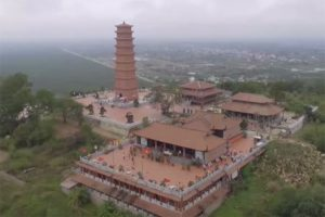 Chùa Tháp Tường Long, Ngọn Tháp Rồng Vàng Đồ Sơn