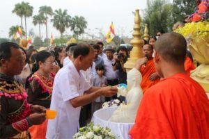 Lễ Tết Cổ Truyền Chol Chnam Thmay Của Người Khmer