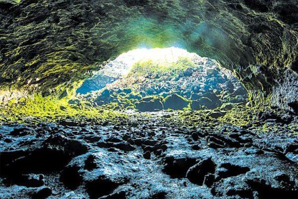 hang động núi lửa chư puk