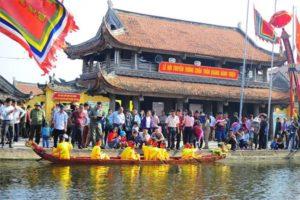 Lễ Hội Truyền Thống Chùa Keo Hành Thiện Tại Nam Định
