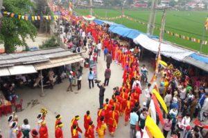 Khám Phá Lễ Hội Phủ Giầy Truyền Thống Tại Nam Định