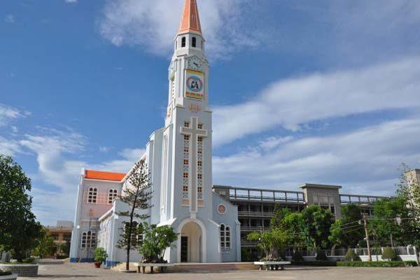 nhà thờ chánh toà
