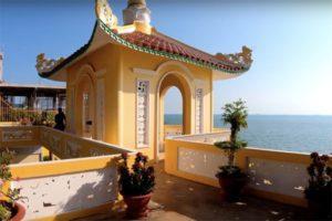 Vãn Cảnh Niết Bàn Tịnh Xá – Ngôi Chùa Đẹp Nhất Tại Vũng Tàu