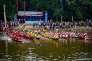 Rộn Ràng Hội Đua Trải Đầu Xuân Tại Thừa Thiên Huế