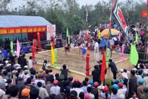 Hội Vật Võ Làng Sình Tại Thừa Thiên Huế