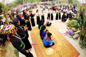Lễ Hội Cầu Mưa – Văn Hoá Đặc Sắc Của Người Thái Tại Sơn La