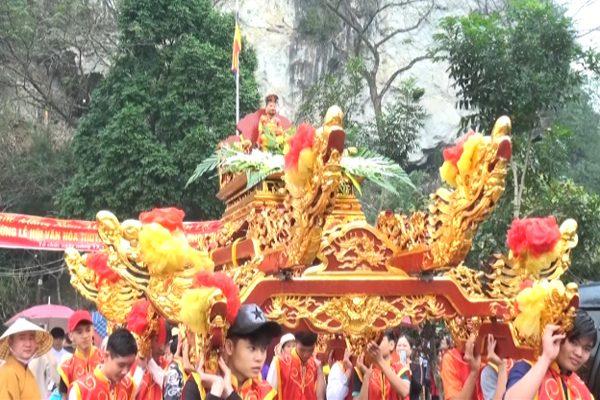 lễ hội chùa rồng