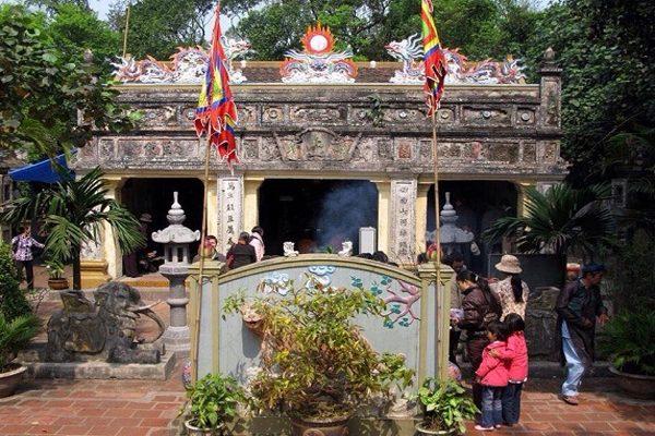 lễ hội đền bích châu