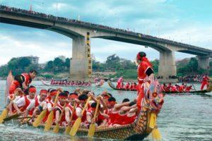 Lễ Hội Đua Thuyền – Văn Hoá Đặc Sắc Của Người Dân Đà Nẵng