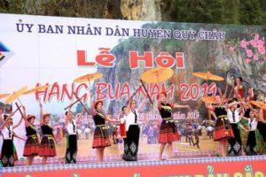 Đặc Sắc Lễ Hội Hang Bua, Diễn Châu, Nghệ An