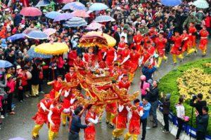 Đặc Sắc Lễ Hội Tả Phủ – Kỳ Lừa Tại Lạng Sơn