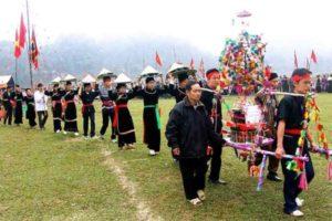 Lễ Hội Lồng Tồng – Văn Hoá Đặc Sắc Dân Tộc Tày Tại Cao Bằng