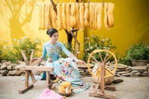 Làng Nghề Dệt Lụa Nổi Tiếng Việt Nam