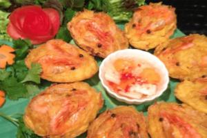 Địa Chỉ Thưởng Thức Món Bánh Tôm Tây Hồ Hấp Dẫn Tại Hà Nội