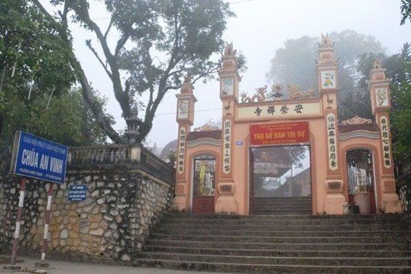 chùa an vinh