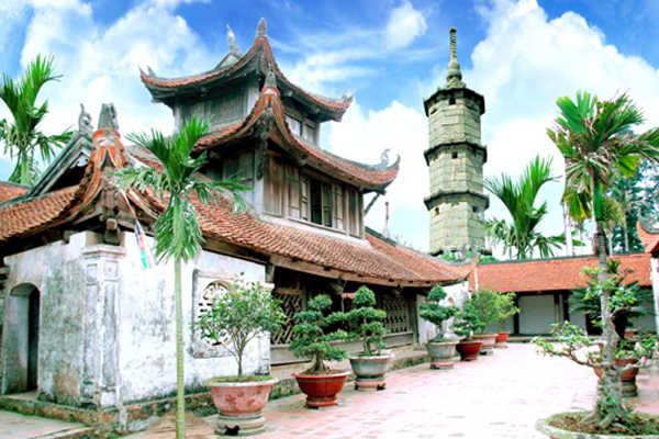 chùa bút tháp 1