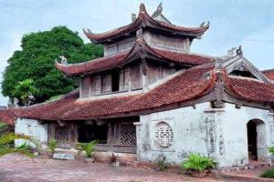 Chùa Bút Tháp Kiến Trúc Cổ Lừng Danh Kinh Bắc