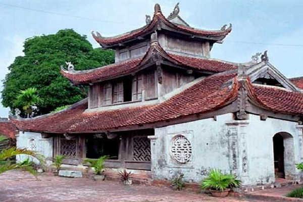 chùa bút tháp
