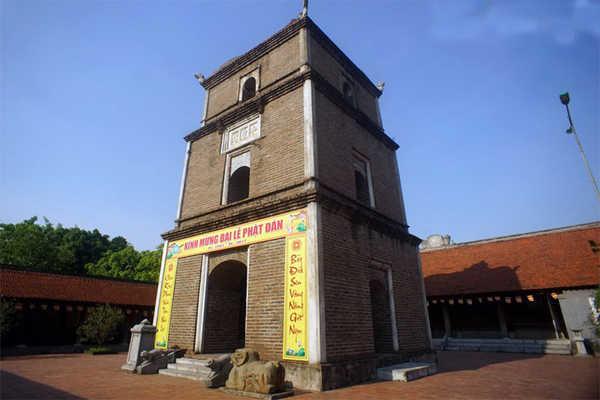 chùa dâu bắc ninh 1