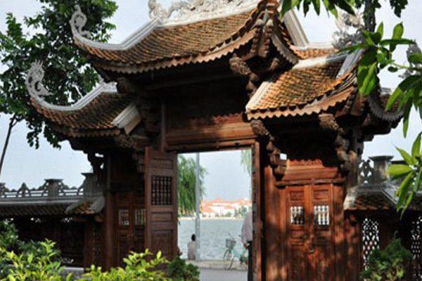 chùa vạn niên
