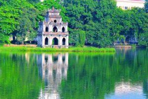 Thăm Quan Thắng Cảnh Hồ Gươm Huyền Thoại Tại Hà Nội