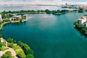 Hồ Trúc Bạch – Vẻ Đẹp Khắc Ghi Trong Lòng Thủ Đô