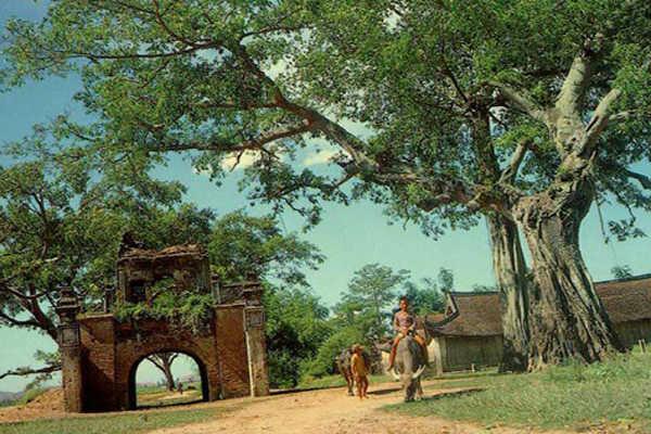 làng thổ hà