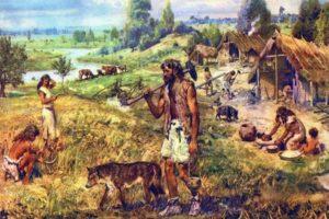 Các Giai Đoạn Phát Triển Của Xã Hội Loài Người Nguyên Thuỷ