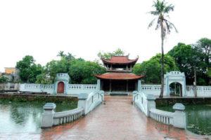 Không Gian Thanh Tịnh Chùa Bối Khê, Huyện Thanh Oai