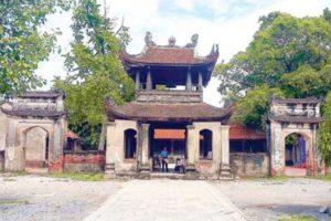 Thăm Quan Chùa Đậu – Ngôi Chùa Cổ Gần 2000 Tuổi Tại Thủ Đô