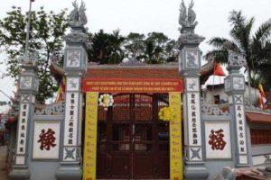Khám Phá Chùa Linh Tiên Quán Tại Ngoại Thành Hà Nội