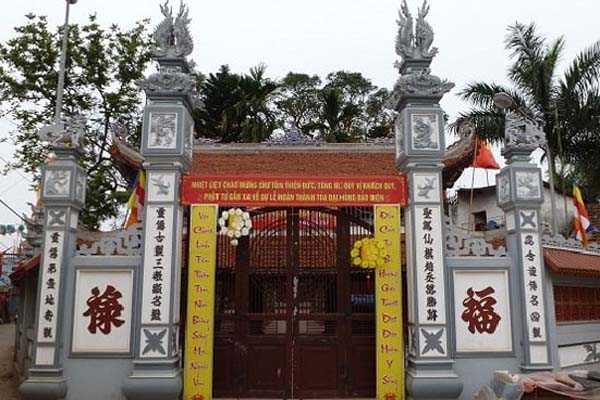 chùa linh tiên quán