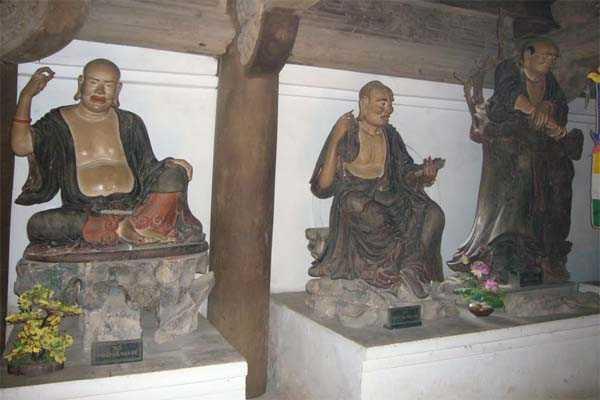 chùa tây phương 3