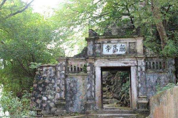 chùa trầm