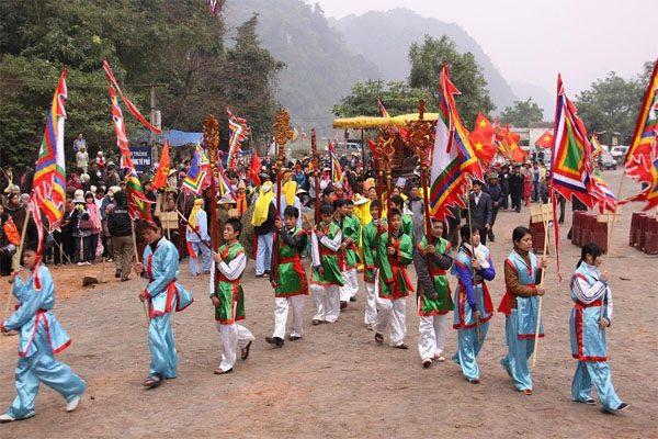 lễ hội dân tộc mường